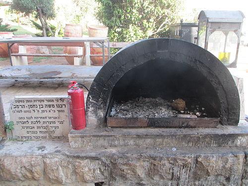 Cenotafio de Rambán en Jebrón