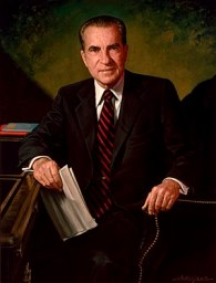 English: Richard Milhous Nixon - Presidential ...