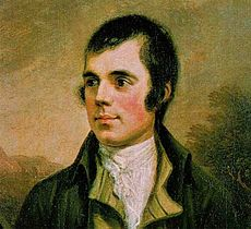 shamelessly lifted from Wikipedia, like the rest of our Burns Night resources.