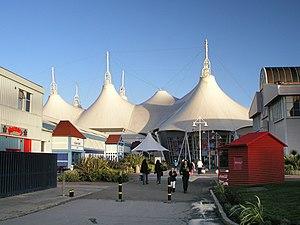 English: Skyline Pavilion, Butlin's, near...