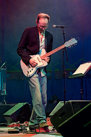 English: Arto Lindsay (with guests) at moers f...