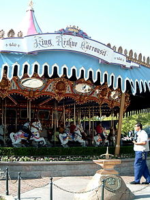 King Arthur's Carrousel