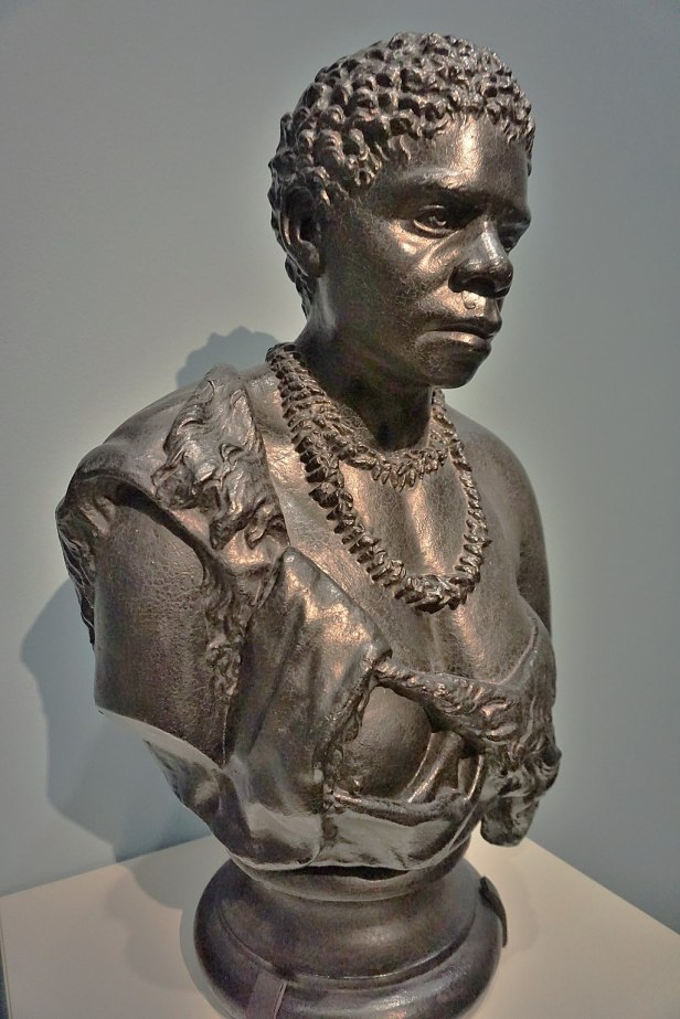 National Portrait Gallery, Canberra, Australia - Joy of Museums - Trucaninny, wife of Woureddy