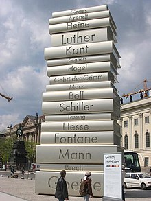 great writers, Mann, Schiller, Kant, Hesse, forever writing, writer's success, writer's failures