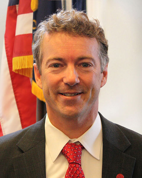Kentucky senatorial candidate Rand Paul (Republican Tea Party)