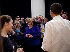 White House celebrates healthcare bill passage