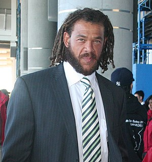 Australian cricketer Andrew Symonds