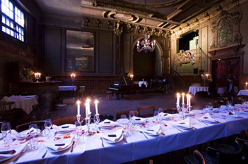 512px-Berlin-_Dinner_table_at_dance_room_in_the_Mitte_-_2664 Author's Blog Fiction Extra