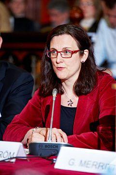 Cecilia Malmström 2