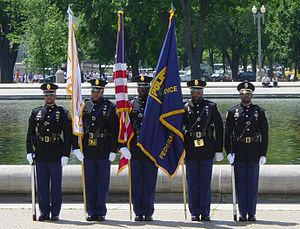 English: United States Federal Protective Serv...