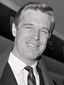 George Peppard (1964).jpg