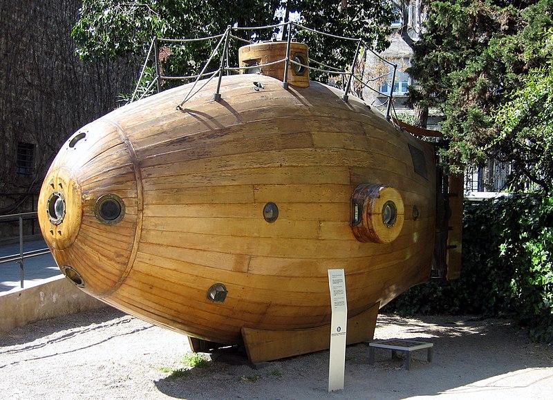 File:Ictineu I Museu Marítim Barcelona.jpg