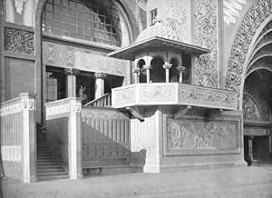 Transportation Building, Chicago 1893–94