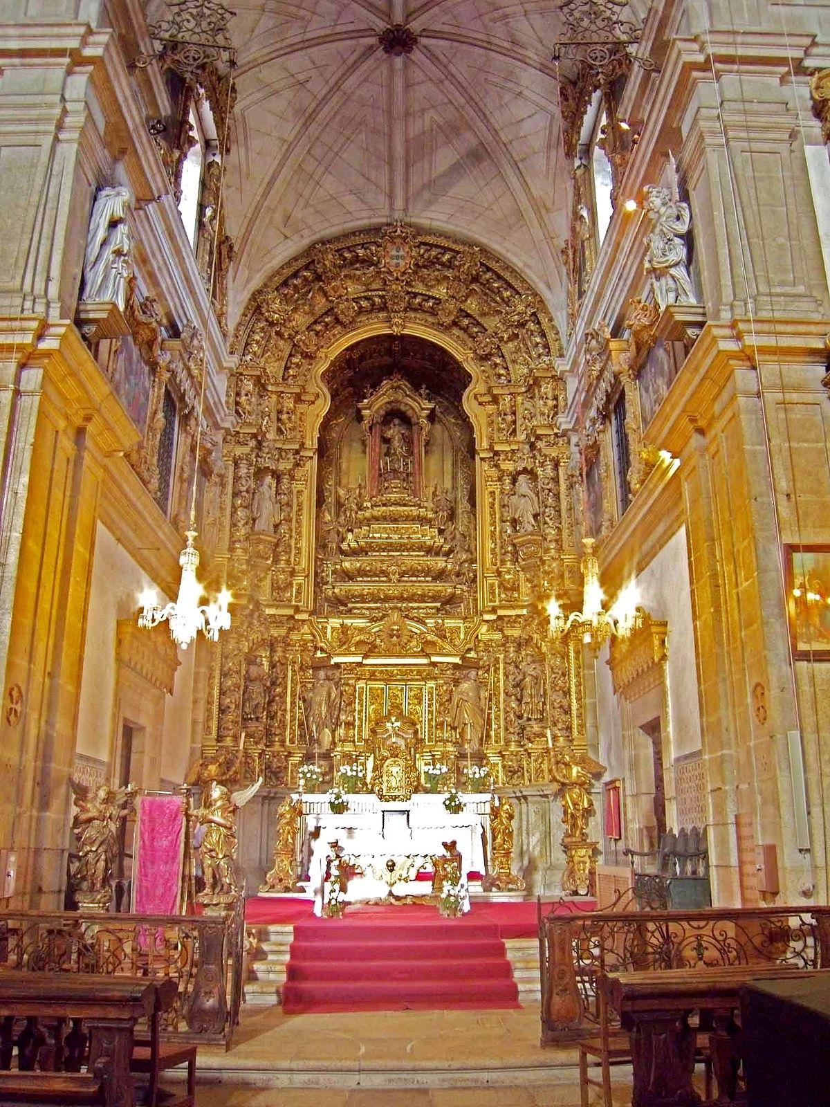 Mosteiro De Arouca Wikipdia A Enciclopdia Livre