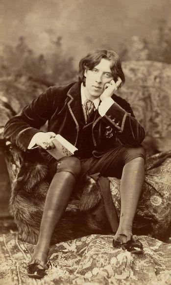 1200px Oscar Wilde Sarony - Büyük Hayalperest: Oscar Wilde