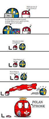 Why Europe Can Never Be United Polandball