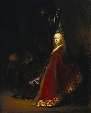 List of paintings by Rembrandt