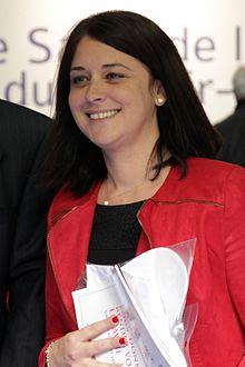 Sylvia Pinel, le 24 mai 2013.