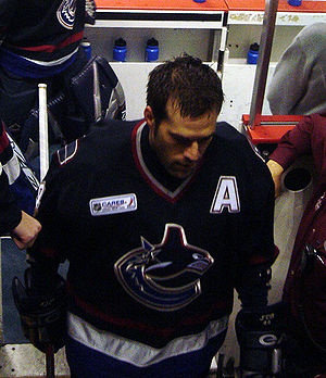 English: Former Vancouver Canucks forward Todd...