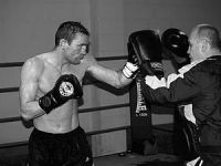 Padwork with Bobby Rimmer