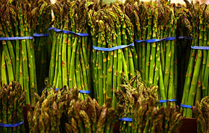 English: asparagus