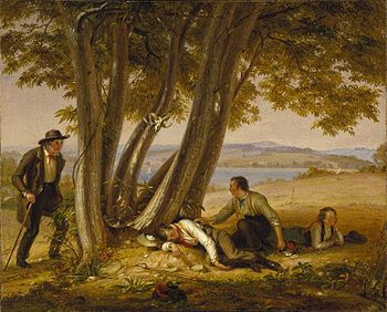 Brooklyn Museum - Caught Napping (Boys Caught ...