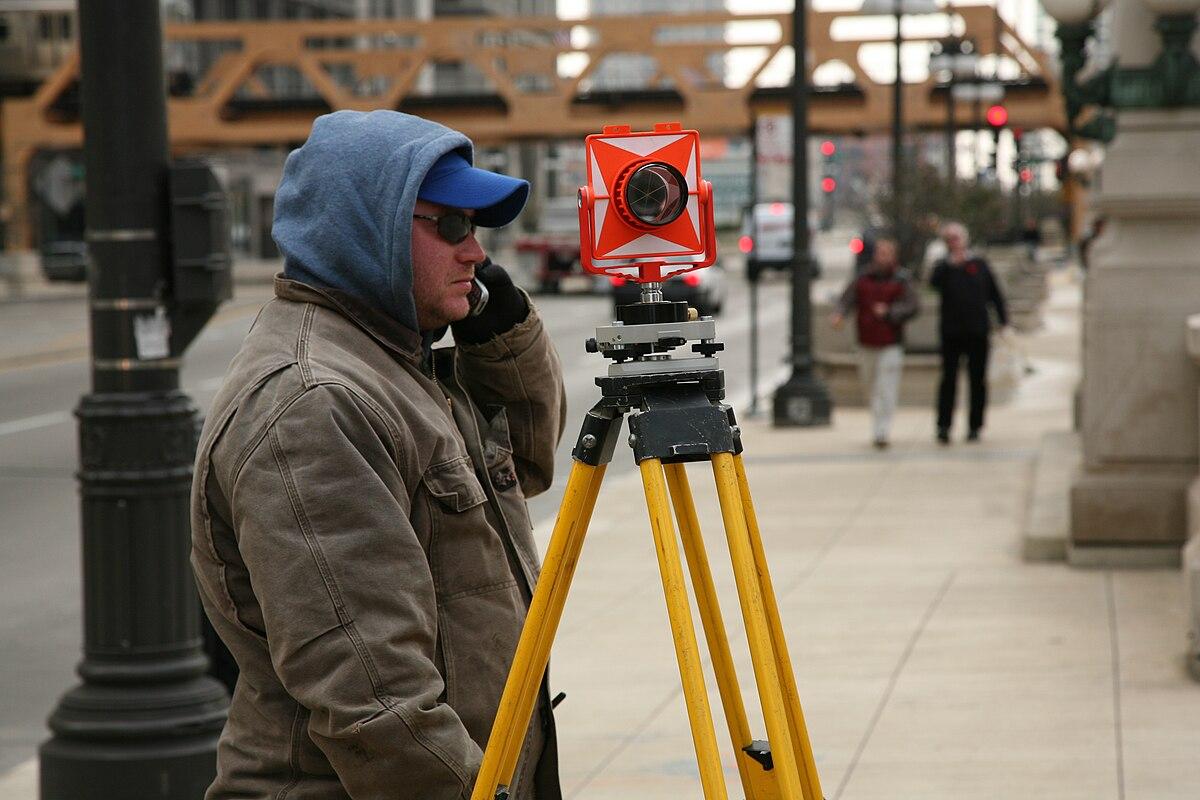 Land Survey Instruments