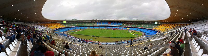 Estádio do Maracanã - panorama