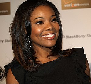 Gabrielle Union at the San Francisco Blackberr...
