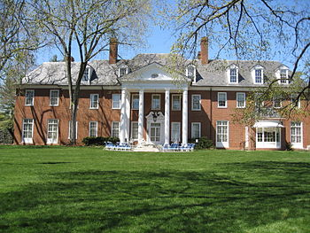 English: Hillwood Estate, Museum and Gardens, ...