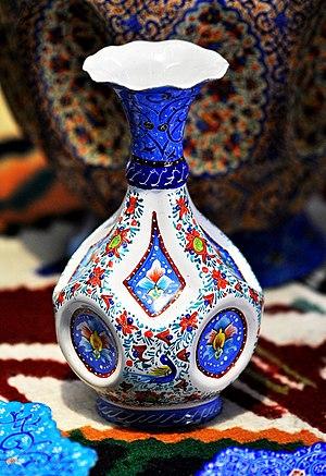 English: Iranian handicraft فارسی: صنایع دستی ...