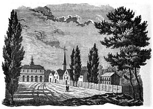 Fayetteville, North Carolina, on 1814