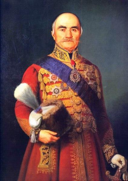 Милош Обреновић (1848)
