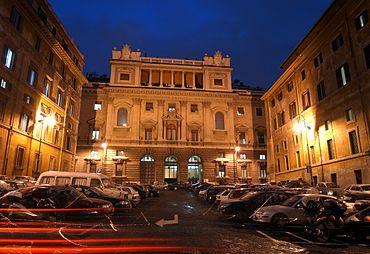 Gregorian University in ROme