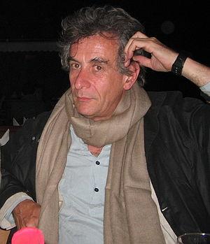 Français : Serge Quadruppani en novembre 2005 ...