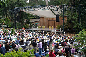 Stern Grove, San Francisco.