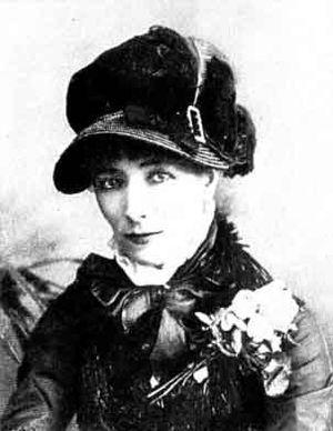 Sarah Bernhardt, 1877