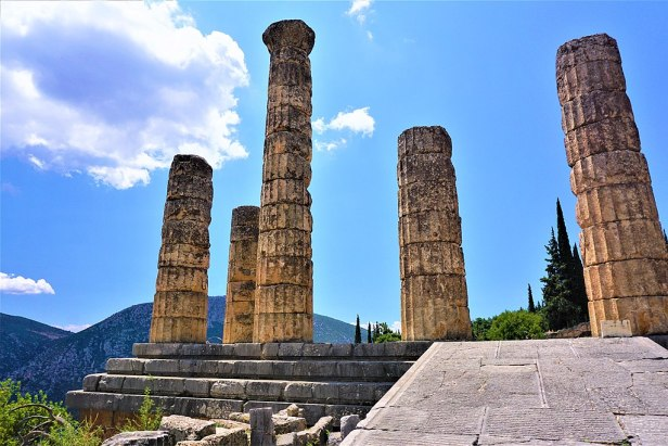 Temple of Apollo (Delphi)