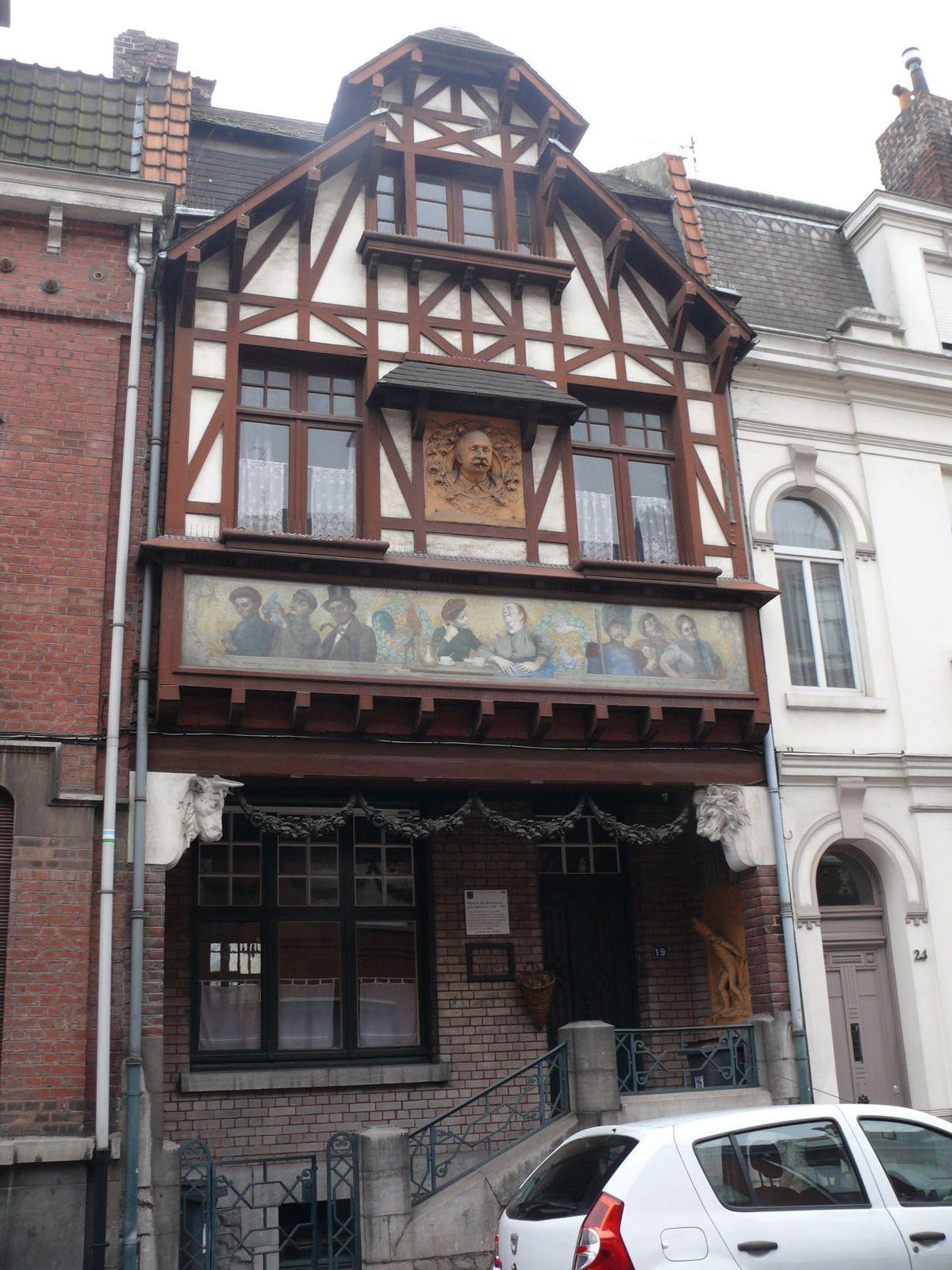 Rue Jules Watteeuw Wikipdia