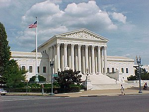 United States Supreme Court Building, Washington.