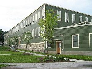 Willard Manufacturing Company building, St. Al...