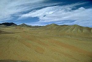 "Atacama, the world's driest desert ""Natio..."