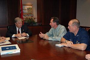 Jackson, MS September 28, 2005 - Mississippi G...