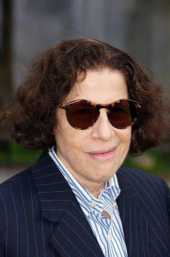 English: Fran Lebowitz at the Vanity Fair part...