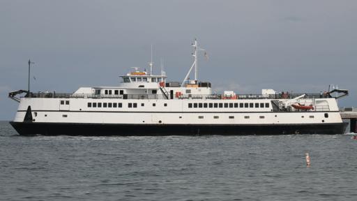 MV Nantucket August 2017