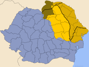 Moldova-Basarabia-Bucovina