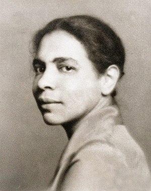 Nella Larsen in 1928