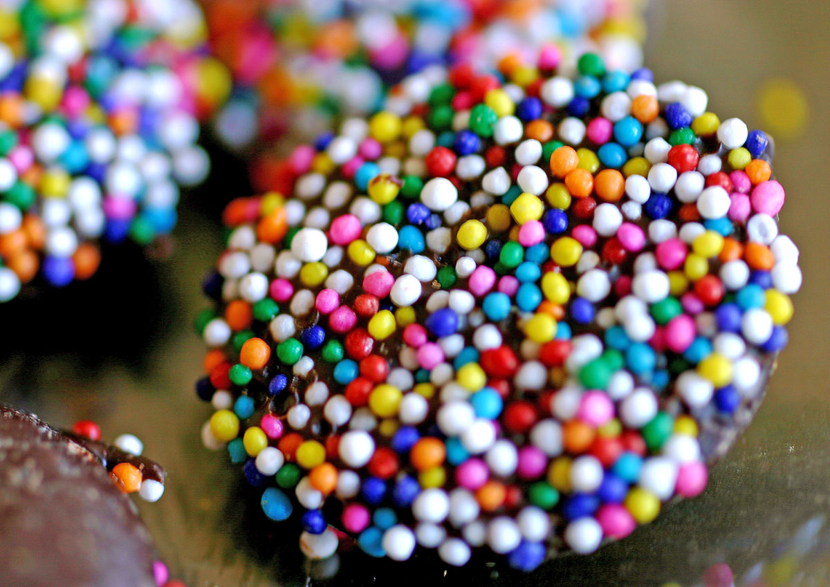 Types Cake Sprinkles