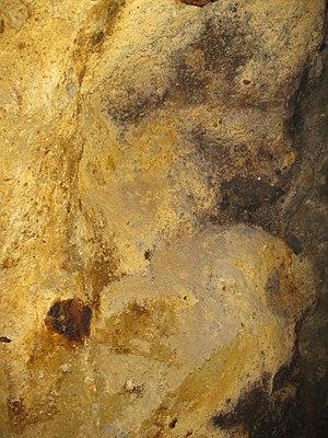 Rosia Montana Roman Gold Mines 2011 - Wall Det...