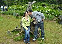 Kiss in Sa Pa